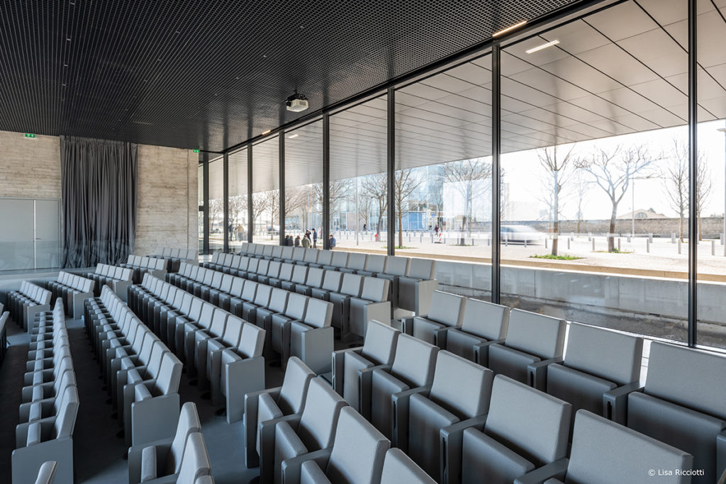 ENSP Arles Auditorium