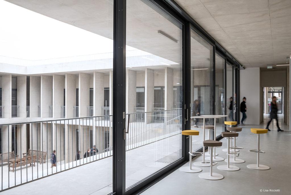 ENSP Arles Foyer